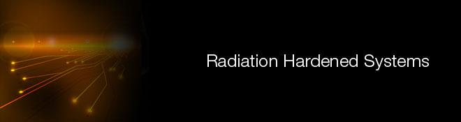 Radiation Hardened Systems Banner